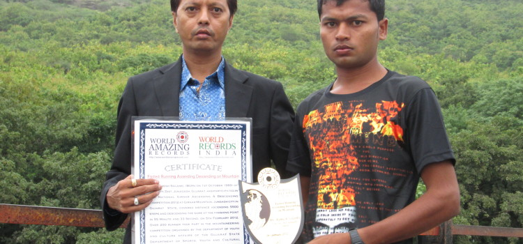 Girnar_running_world_record