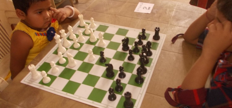 Smallest Chess Player