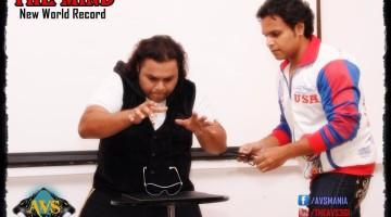 Amey_Sarang_Magician_Guinness-Records_india