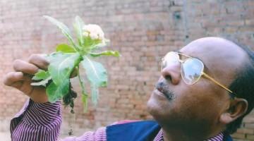 jagmohan_kanojiya_Amritsar_smallest_plant_world_record