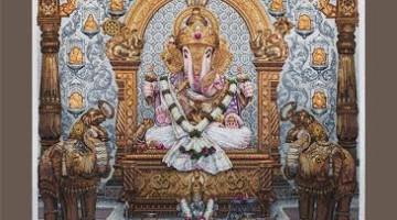 Mohankumar_Dodecha_Sago_Pearl_Ganpati_World_Record