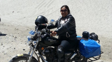 Pooja_Jogi_Bikers_Riders_Mumbai_India_World_Record