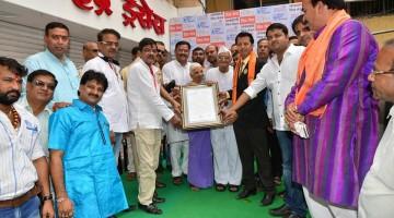 Kishanchand_Tanwani_Shivshena_Aurangabad_World_Record