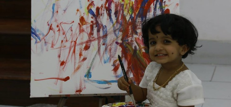 Kanishka_Bijeesh_Kerala_Youngest_Painting_Artist