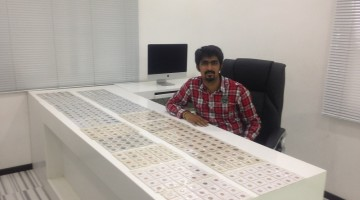 Jayesh_Coimbatore_coins_collector_world_record1