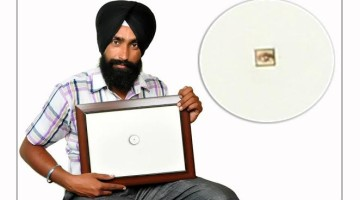 Nirbhai_Singh_Rai_Painting_world_record