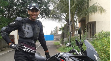Vinil_Kharge_Pune_Bike_World_Record