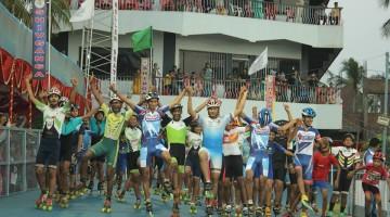 shivganga_skating_relay_marathon_world_record