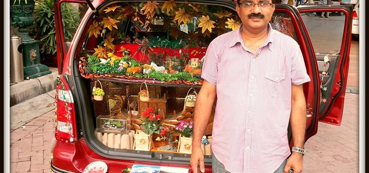 Best_Car_Art_Decoration_Kvishwanathan_New_Delhi