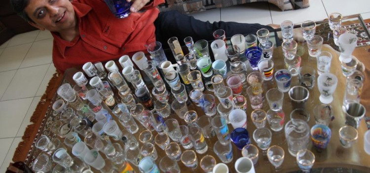 Amit_Doshi_Shot_Glasses_Collection