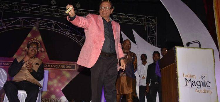 Magician_Ashok_Kharbanda_world_record