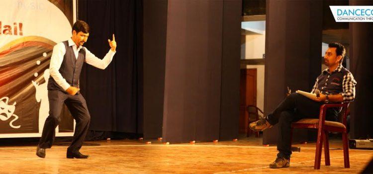dancecomm_silent_talkshow_surat_gujarat
