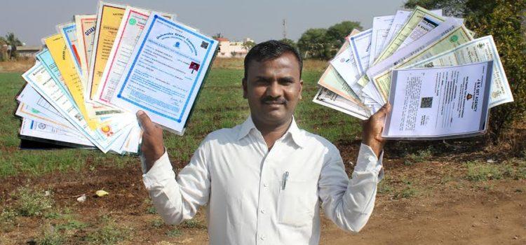 Dhanayya_Kauntagimath_solapur_world_record