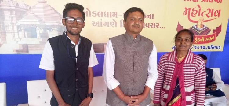 Naresh_Patel_Khodaldham_World_Record_Kagvad_Rajkot
