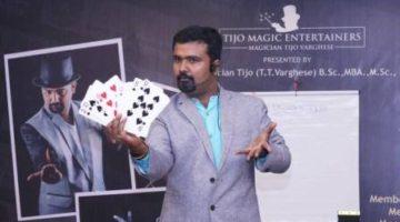TT_Varghese_Magician_Tamilnadu_record
