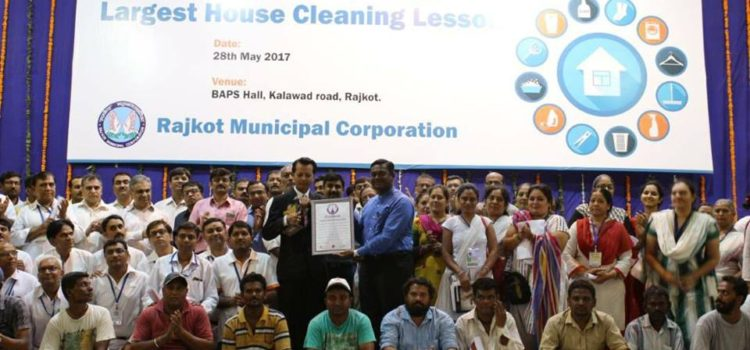Leargest_House_Cleaning_Lesson_world_record