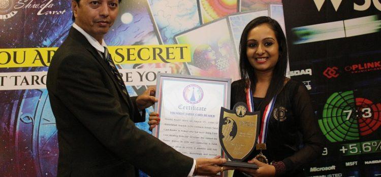 Shweta_Khatri_Tarot_Card_Reader_Ahmedabad_World_Record
