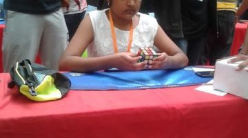 Soundhariya_Hariharan_Rubik_Cube_Blindfold_World_Record