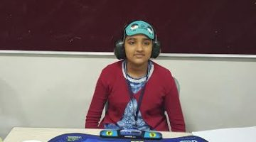 Soundhariya_Hariharan_Rubik_Cube_Blindfold_World_Record_India