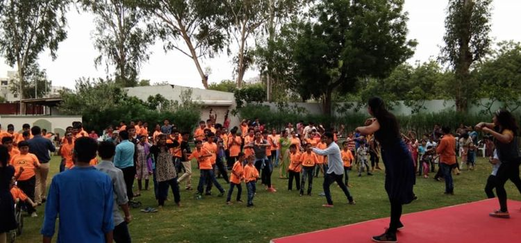 Specially_Able_Disability_Zumba_Record
