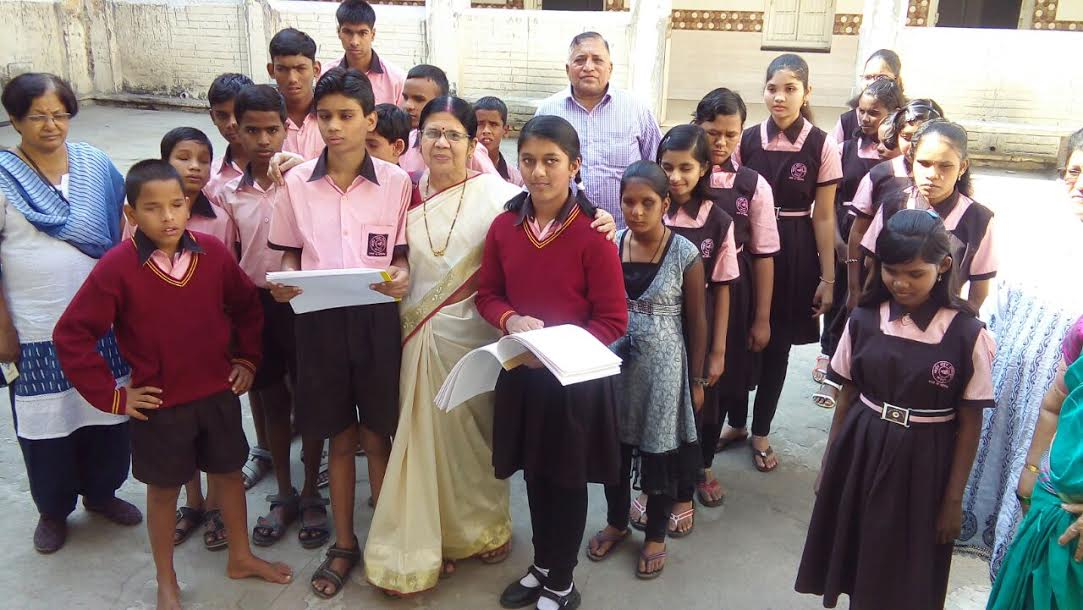 Innovated Braille Games For Blind People World Records India