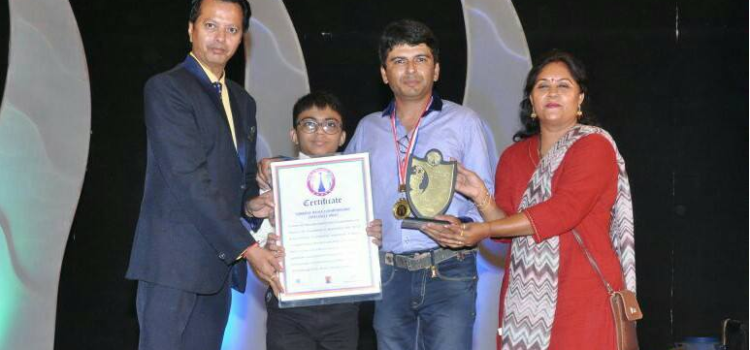 Prakshep_Shaurya_Foundation_World_Record_Vadodara