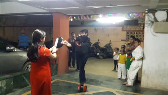 Sachin_Solanki_BJP_Martial_Art_Pune
