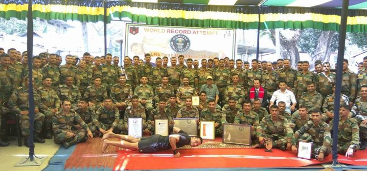 15_JAT_Army_Assam_World_Record