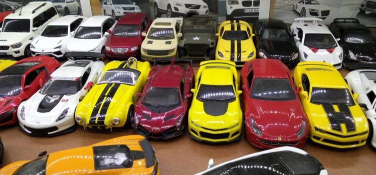 Diecast_car_bike_collection_world_record