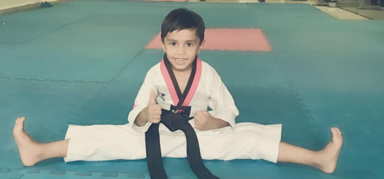 Hriday_Patel_taekwondo_world_record_begaluru_karnataka