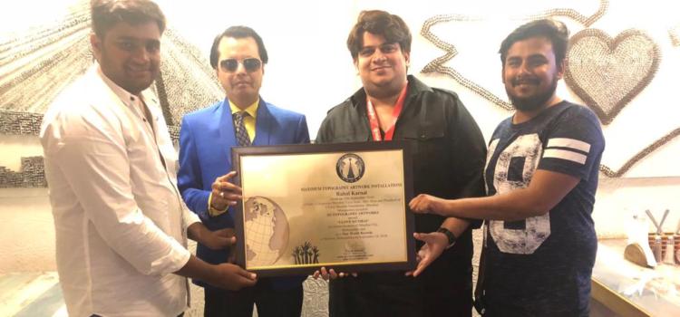 Rahul_Kanal_I_Love_Mumbai_World_Record_India