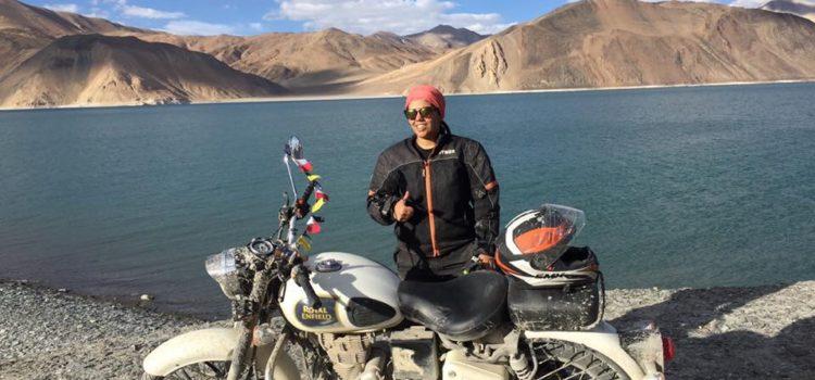 Riya_Yadav_Bike_Rider_Haryana_World_Records_India