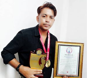 ajit_bharti_Patna_bihar_world_records_India1