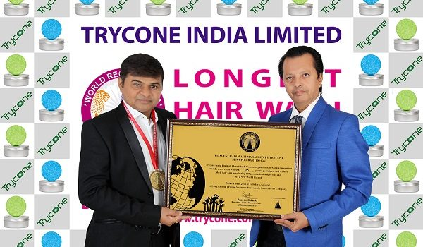 Trycon_India_Anil_Patel_Ahmedabad_Guj_World_Record