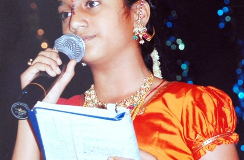 YOUNGEST DEVOTIONAL SINGER