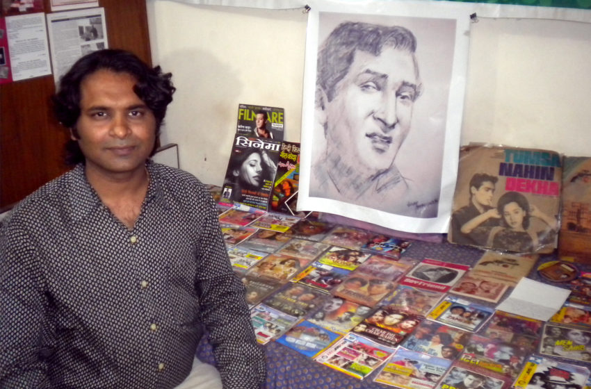 LARGEST COLLECTION OF BOLLYWOOD STAR SHAMMI KAPOOR MEMORABILIA