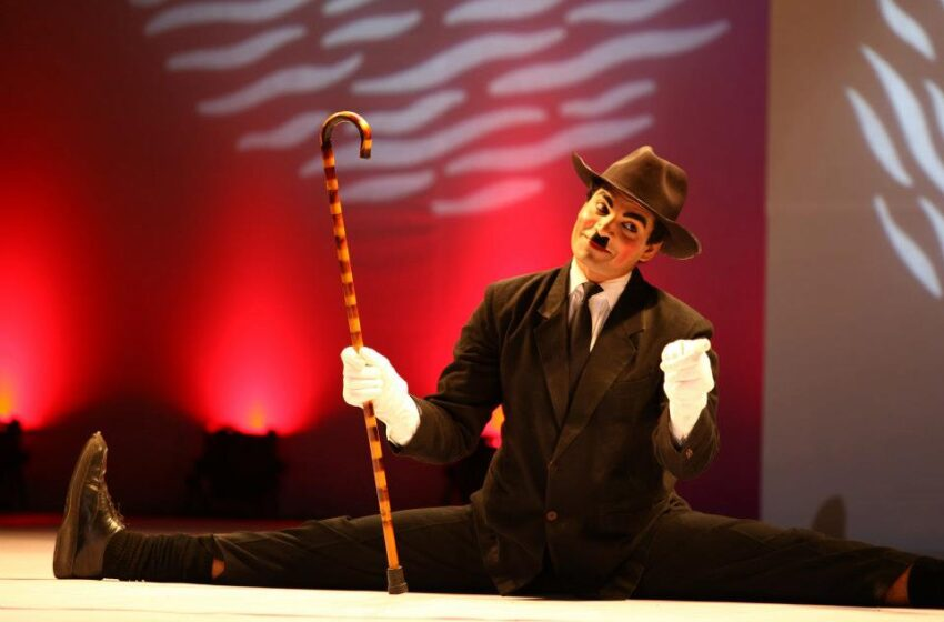 Most Number of Role Played as a Charlie Chaplin – II