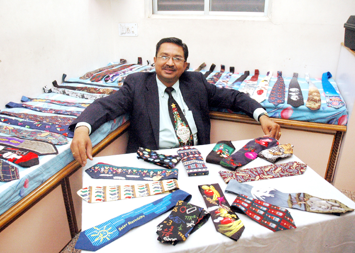 LARGEST COLLECTION OF TIE