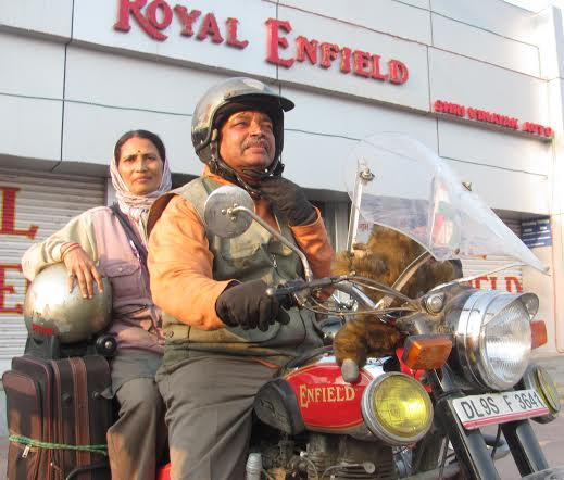 LONGEST BIKE EXPEDITION OF INDIA BY COUPLE