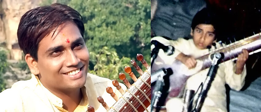 YOUNGEST SITAR PERFORMER AND MUSIC COMPOSER WITH TOUGHEST MATHEMATICAL RHYTHMS