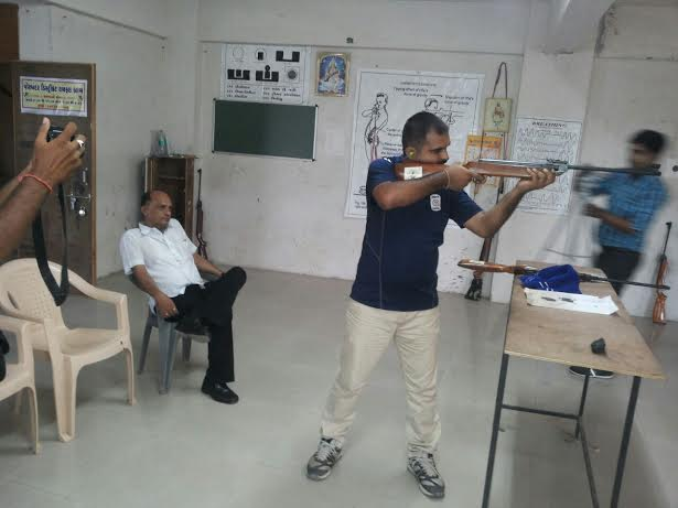 FASTEST SHOOTING BY SPORT RIFLE