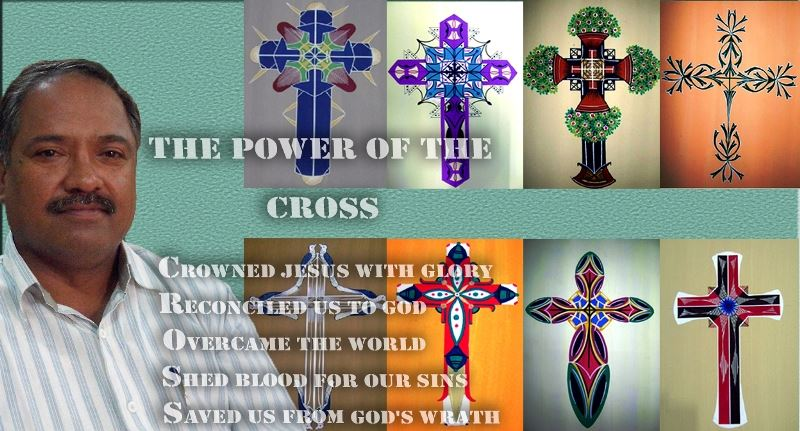 COLLECTION OF CHRISTIAN CROSS SYMBOL PORTRAITS