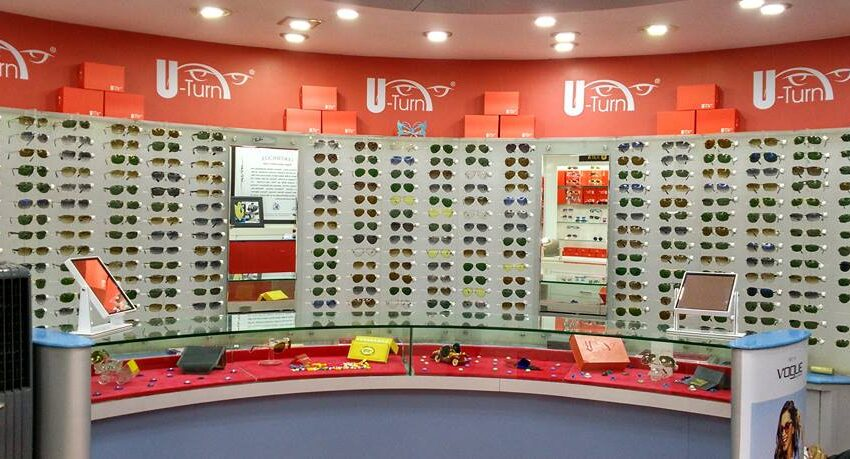 MOST NUMBER OF SPECTACLES BRAND DISPLAYED (SINGLE VENUE)