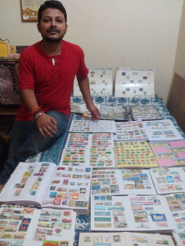 LARGEST STAMPS COLLECTION FROM MOST COUNTRIES