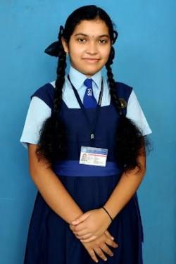100% SCHOOL ATTENDANCE FOR 9 YEARS (GIRL)