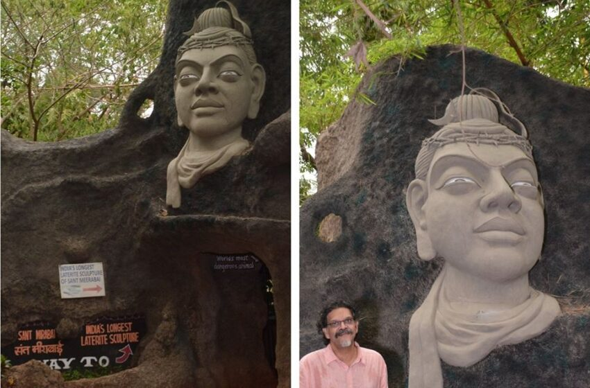 SCULPTURE TO SUPPORT UNITY OF RELIGIONS