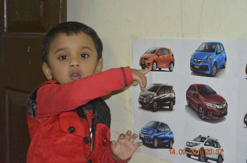YOUNGEST TO RECOGNIZE CAR BRANDS