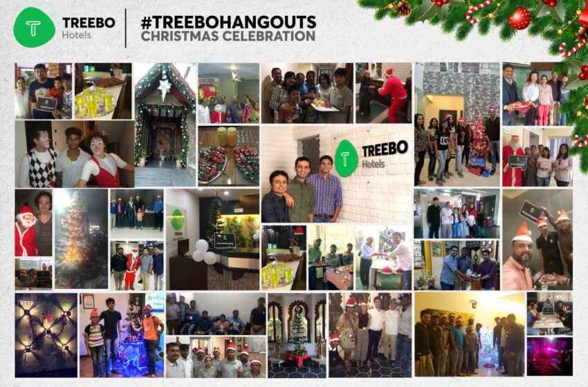 LARGEST CHRISTMAS CELEBRATION ON SAME DAY (MULTIPLE VENUES/CITIES)