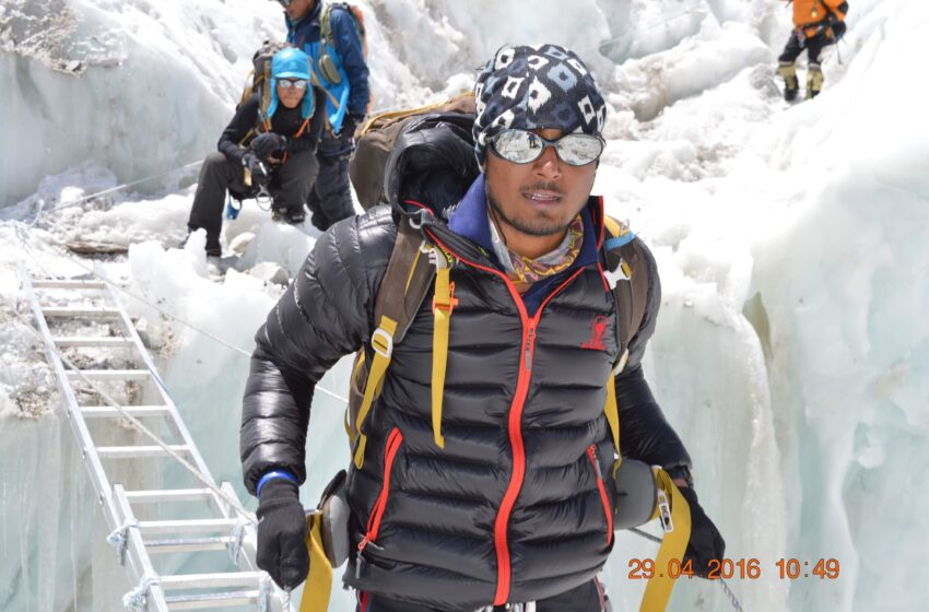 YOUNGEST INDIAN TO SUMMIT MOUNT EVEREST