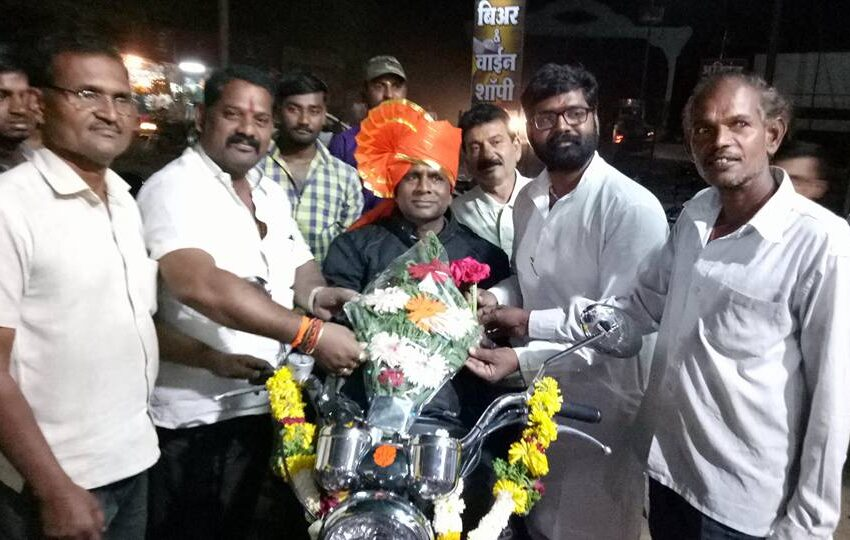 FASTEST GOLDEN QUADRILATERAL EXPEDITION ON MOTORCYCLE